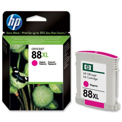 HP 88XL printer ink cartridge - Magenta