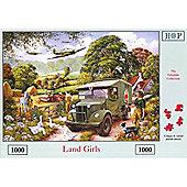 Land Girls Puzzle