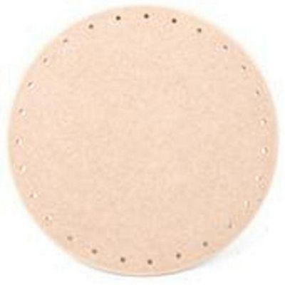 Wooden Base 7R 175 mm diameter round