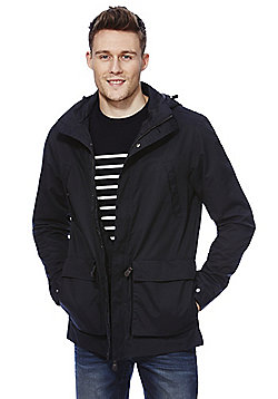 F&F Water Resistant Performance Jacket - Navy