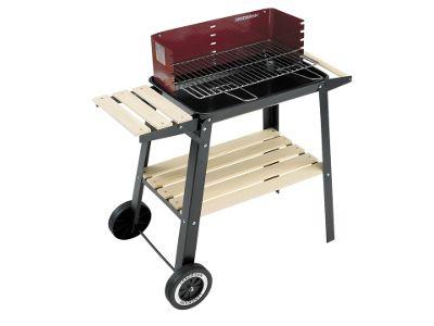 Landmann Grill Chef Charcoal Wagon BBQ - 0566