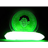 Crazy Aaron's Krypton Glow in the Dark Thinking Putty