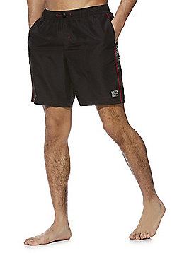 F&F Tech Swim Shorts - Black