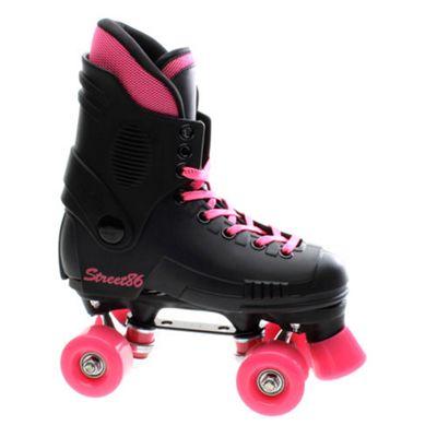 SFR Street 86 Pink Quad Roller Skates