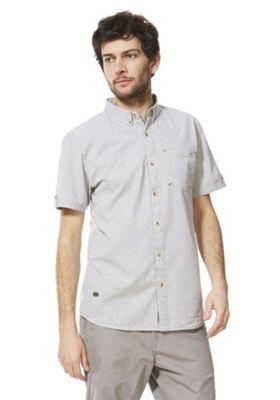 Regatta Damaro Short Sleeve Shirt Grey S