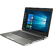 "Toshiba Portege Z30 13.3"" Intel Core i7 8GB RAM 256GB SSD Windows 7 Pro Laptop Grey"