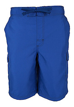 Mountain Warehouse Ocean Mens Boardshorts - Electric blue