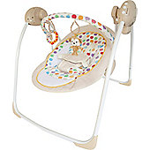 Bebe Style RokR Cradling Musical Baby Swing with Music