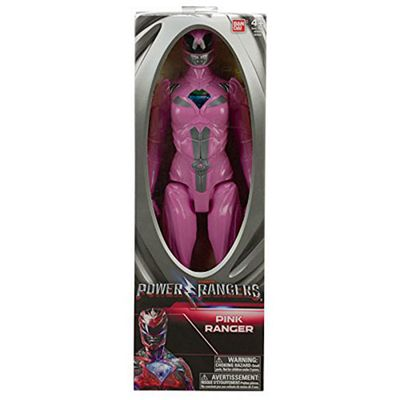 Power Ranger Movie 30cm Figure - Pink