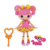 Lalaloopsy Sugary Sweet Mini Doll - Whirly Stretchy Locks