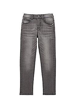 F&F Skinny Jeans - Grey