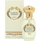 Annick Goutal Un Matin d'Orage Eau de Toilette (EDT) 50ml Spray For Women