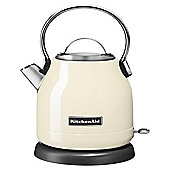 KitchenAid 5KE1222BAC 1.25L Kettle - Almond and Cream