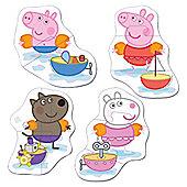 Peppa Pig Bath Puzzle