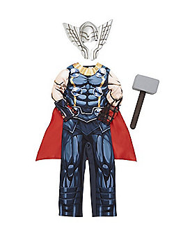 Marvel Avengers Thor Fancy Dress Costume - Blue multi