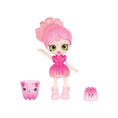 Shopkins Happy Places Doll Series 4 -Jellica