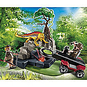 Playmobil Treasure Hunters - Metal Detector
