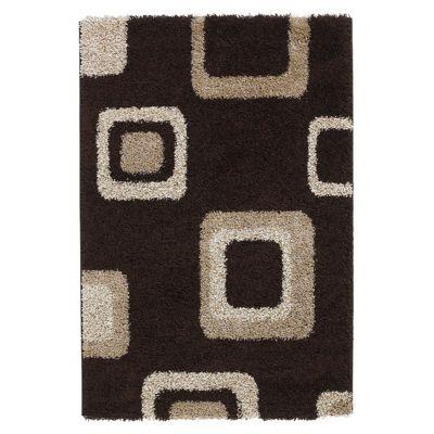 Oriental Carpets & Rugs Majesty Brown Rug - 150cm L x 80cm W