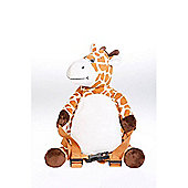 Bobo Buddies Giraffe Backpack With Reins