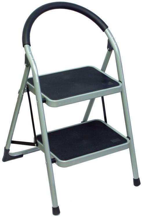 Lamboro Barstools 2 Tread Step Stool Ladder