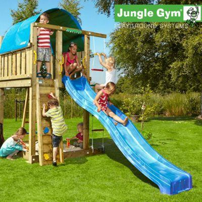 Jungle Villa inc Timber+Slide