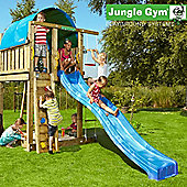 Jungle Villa inc Timber+Slide
