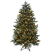 Tree Classics 1.8m (6ft) Matterhorn with Dual LED Artificial Christmas Tree (72-1409-925LX)