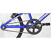 "Professional Chaos 20"" Wheel Mountain Bike Boys Blue"
