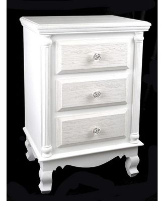Home Essence Rosa 3 Drawer Chest