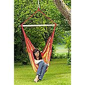 Amazonas Brasil Hanging Chair in Papaya