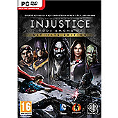Injustice: Gods Among Us Ult (Pc)