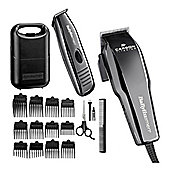BABYLIS-7446AGU Carbon Titanium Hair Clipper Set