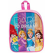 Princess 'Dare To Dream' Lenticular Junior Backpack