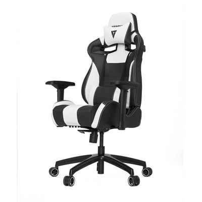 Vertagear Racing Series S-Line SL4000 Gaming Chair - Black / White Edition