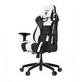 Vertagear Racing Series S-Line SL4000 Gaming Chair Black / White Edition