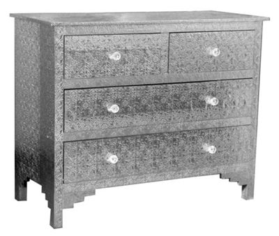 Chaandhi Kar Silver chest of drawers