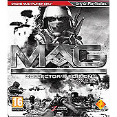 MAG (Massive Action Game) Collectors Edition - PS3