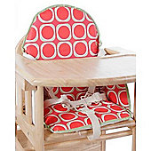 East Coast Water Melon Highchair Insert