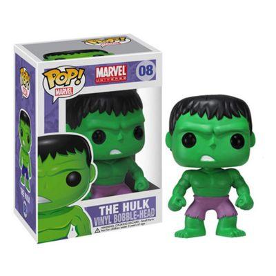 Funko POP Marvel: Hulk Bobble Head Vinyl Figure