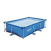 "Bestway Steel Pro Rectangular Frame Pool 102"" x 71"""