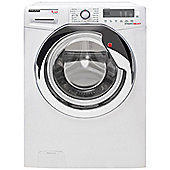 Hoover Washer Dryer, WDXCC5962, 9kg load 1500 rpm - White
