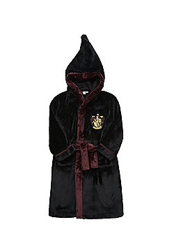 Warner Bros. Harry Potter Gryffindor Dressing Gown - Black