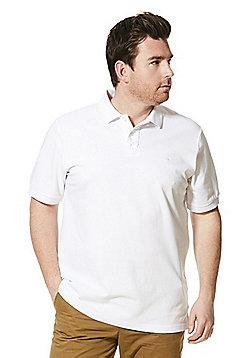Jacamo Polo Shirt - White