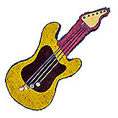 Guitar Pinata - 78cm tall