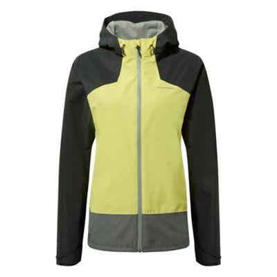 Craghoppers Ladies Apex Jacket Charcoal 8