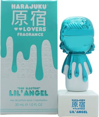 Gwen Stefani Harajuku Lovers Pop Electric Lil Angel Eau de Parfum (EDP) 30ml Spray For Women