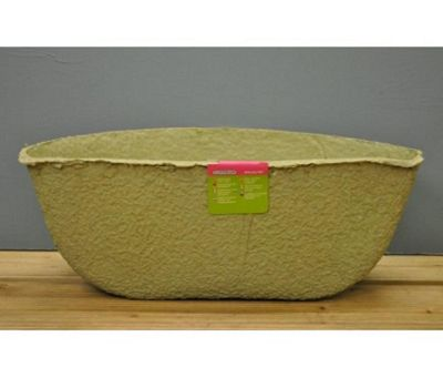 Fibre Wall Planter Basket Liner (40cm)