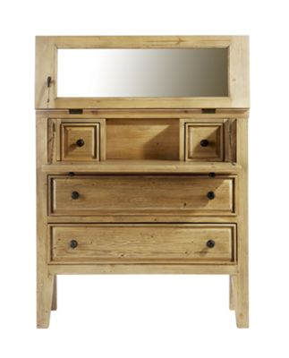 Elements Tuscany Roma 2 Over 2 Drawer Chest