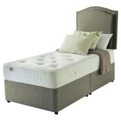 Rest Assured Single Divan Bed, Pocket 800 Memory, 2 Drawer
