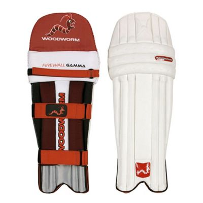 Woodworm Firewall Gamma Cricket Batting Pads - Youths Right Hand + Left Hand